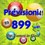 Previsioni degli 899, Lotto gratis